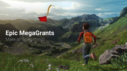 Tim Sweeney announces $100 million Epic MegaGrants fund for game developers