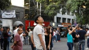 7.2 magnitude earthquake devastated south and central Mexico City causing no death reports