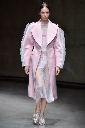 Domestic Fetish: J-Cloths & French Maids at Christopher Kane