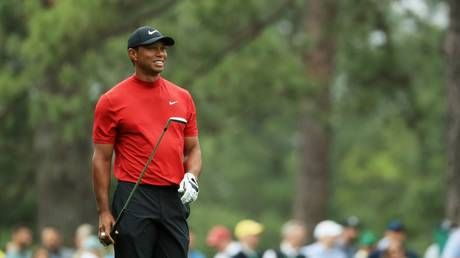 Tiger Woods wins Masters to clinch first major since 2008