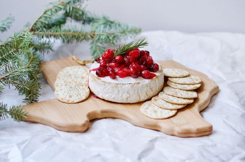 Cranberry Brie Meet Nike!