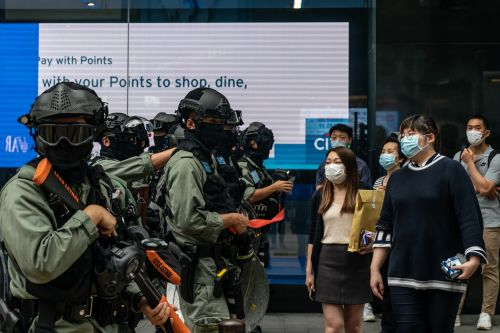 China's Crackdown in Hong Kong Won't Spare Foreigners