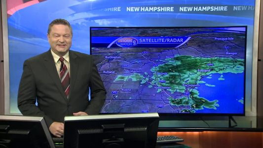 Watch: More rain in the forecast today