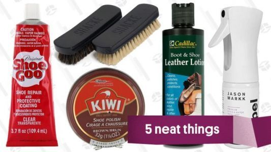 5 Products You Need To Keep Winter From Destroying Your Shoes