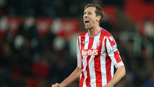 Crouch never had Chelsea contact before attention switched to 'division's second best looking target man'