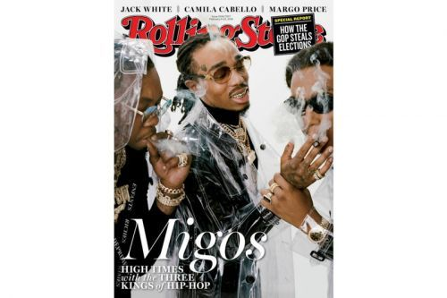 Migos Cover 'Rolling Stone,' Talk Investments, Movie Star Aspirations & 'CULTURE II'