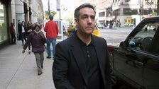 Michael Cohen Told Congress A Trump Lawyer Urged Him To Lie About Moscow Project