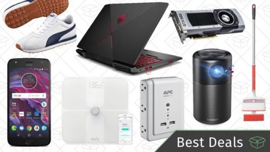 Tuesday's Best Deals: Portable Projector, Moto X, Gaming Laptops, and More