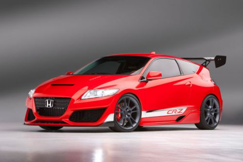 Do you remember HPD's CR-Z Hybrid R Concept that was shown at SEMA in 2010?