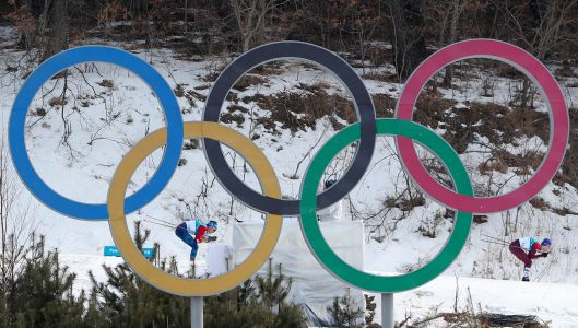 Canadian athlete arrested after taking a car at Olympics