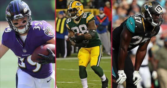 Fantasy Football Injury Report: Danny Woodhead, Ty Montgomery, Leonard Fournette affecting Week 11 RB rankings