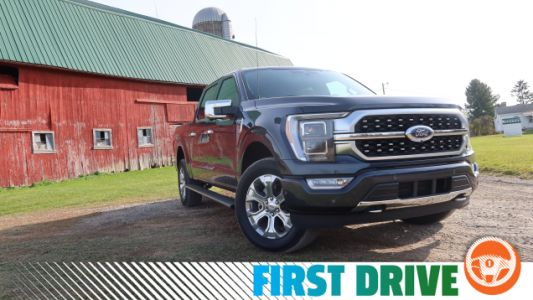 The 2021 Ford F-150 Hybrid Takes The Best-Selling Pickup To The Next Level