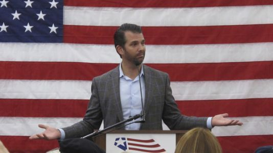 Donald Trump Jr. Says U.K.'s Prime Minister Should Have Listened To His Father