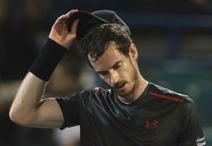 Hip problem forces 5-time finalist Murray out of Aussie Open