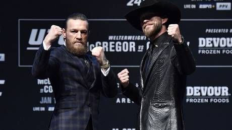 UFC 246 payday figures reveal HUGE GAP between Conor McGregor and rival Donald 'Cowboy' Cerrone
