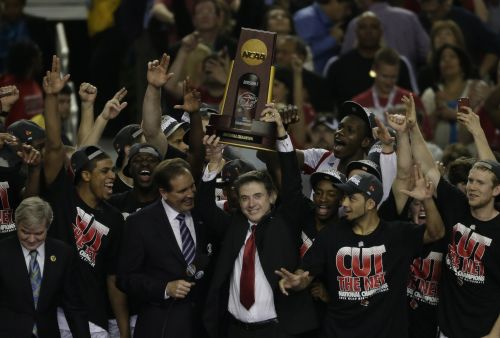 NCAA strips University of Louisville of 2013 national basketball championship title