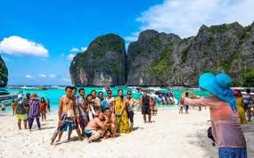 Top 10 markets for Thailand in January - October 2018