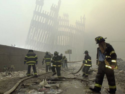This Day in History: Sept. 11 terrorist attacks shock America