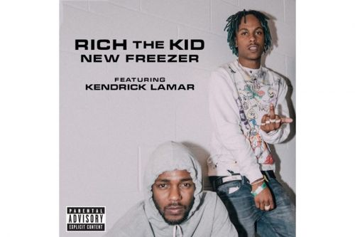 """Kendrick Lamar Links up With Rich The Kid for """"New Freezer"""""""