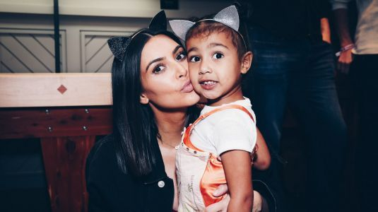 She's A Cool Mom! Kim Kardashian Is Totally 'Fine' With Daughter North Wearing Makeup