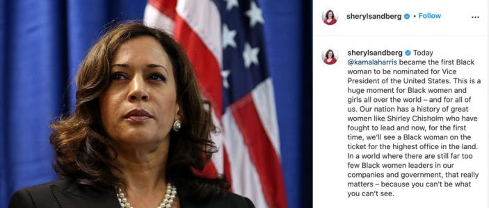 Kamala Harris could be the best thing that ever happened to Big Tech