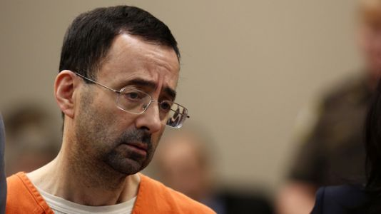Former USA Gymnastics Doctor Sentenced To 60 Years In Child Pornography Case