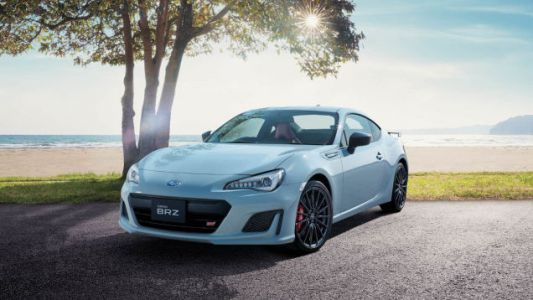 Subaru Made An STI-Badged BRZ For Japan But Did Nothing To The Engine