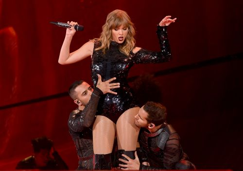 Meet the mysterious 'fashion tribe' transforming Taylor Swift's style