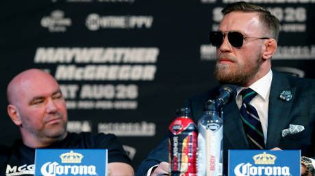 'One of the DIRTIEST things you can do': UFC boss Dana White fumes after Conor McGregor leaks message exchanges