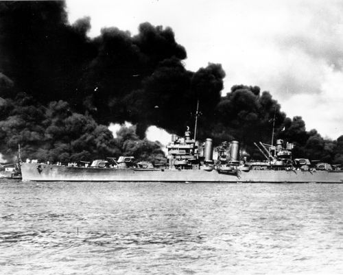 Pearl Harbor's heroism resonates 76 years later