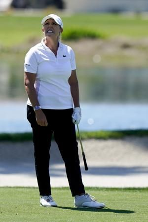 Cristie Kerr brings her views to TV at Honda Classic