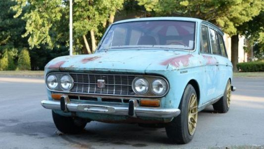 At $4,500, Would You Make The Call On This 1966 Datsun 411 Wagon?