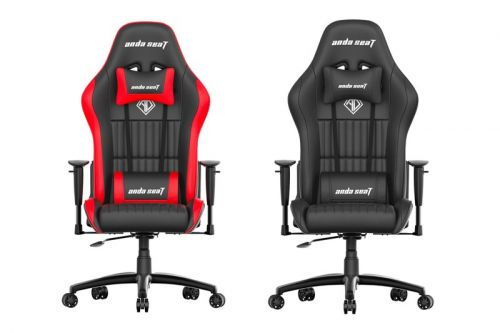 Andaseat Launches Dark Demon and Jungle Gaming Chair Lines