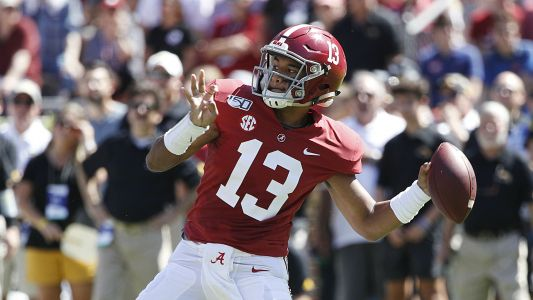 Sizing up college football's undefeated teams heading into Week 5