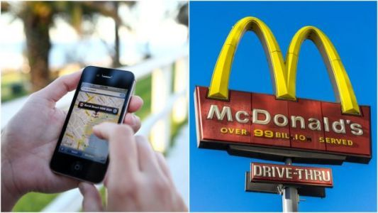 """Google Maps may now tell you, """"Turn left at McDonald's"""""""