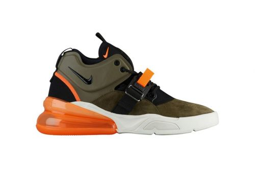 """Nike Introduces Military-Influenced Air Force 270 """"Flight Jacket"""""""