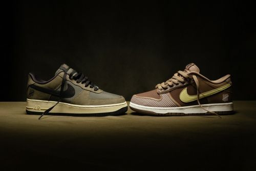 """Detailed Look at the UNDEFEATED x Nike """"Dunk vs. AF-1"""" Collection"""