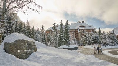 Experience Winter at Four Seasons Resort and Residences Whistler