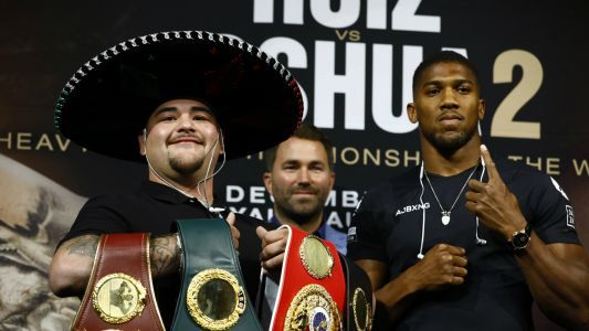 Andy Ruiz Jr. vs. Anthony Joshua 2 odds, pick, prediction, betting trends & prop bets