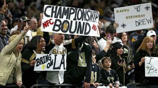 Sean Payton's message to Saints fans: Hurry up and make noise