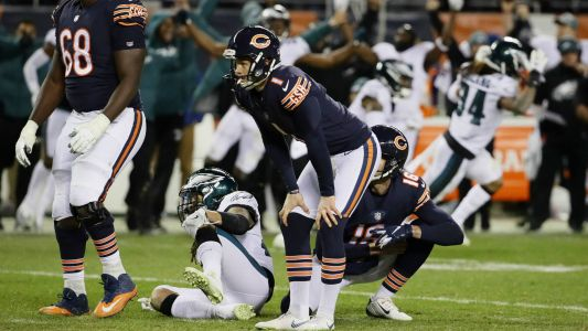 Eagles fans Venmo Cody Parkey money after missed field goal