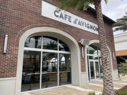 Café d'Avignon Builds on New York City Legacy to Open Its First Franchise Location in Orlando