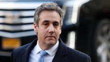 Michael Cohen To Testify Publicly Before Congress About Work As Trump's Lawyer