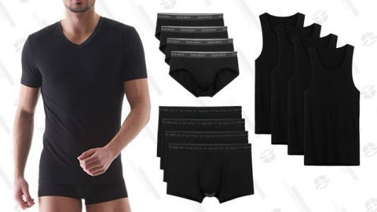Take An Extra 20% Off David Archy's Excellent Underwear and Shirts