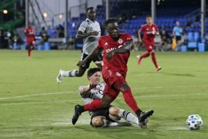 Emerging young stars stand out at MLS tournament