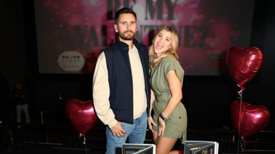 Sofia Richie and Scott Disick Had the ~Sweetest~ Valentine's Day Dinner Together - See Pics!