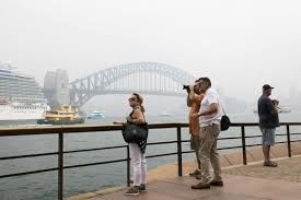 After the massive bushfire in Australia, Chinese tourists cancel trips!
