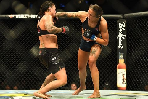 Freak accident nearly blinded Germaine de Randamie before UFC Fight Night 139