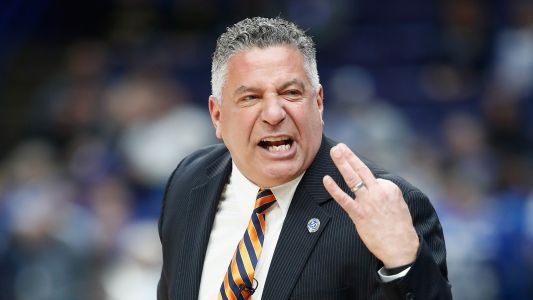 Auburn's Bruce Pearl explains heated exchange after loss to Alabama