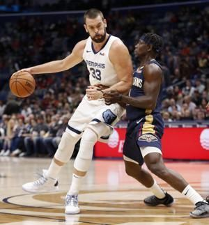 Green's 24 points lifts Grizzlies past Pelicans, 107-103